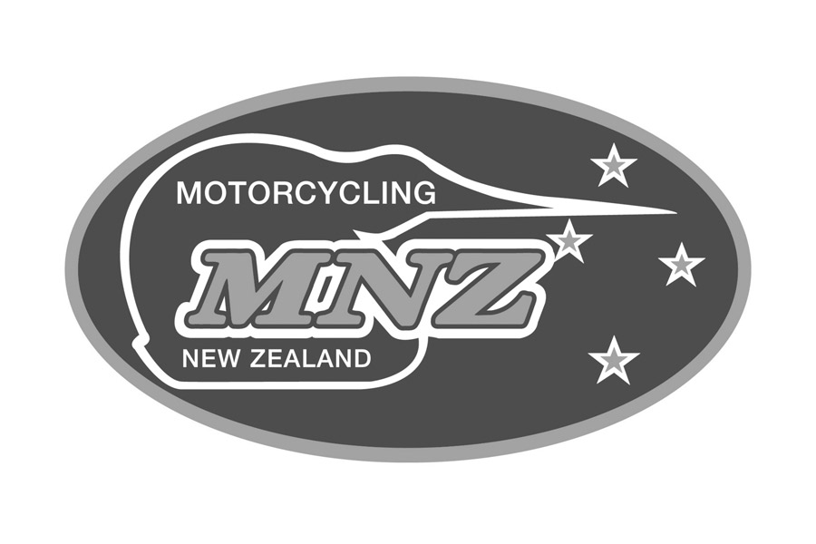 MotorcyclingNZ Logo Design