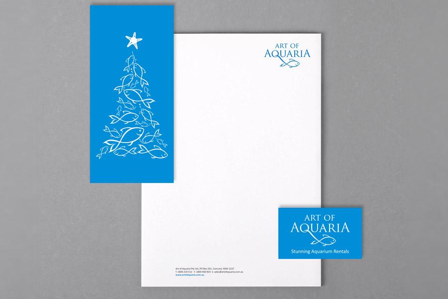 Stationery Design Porirua