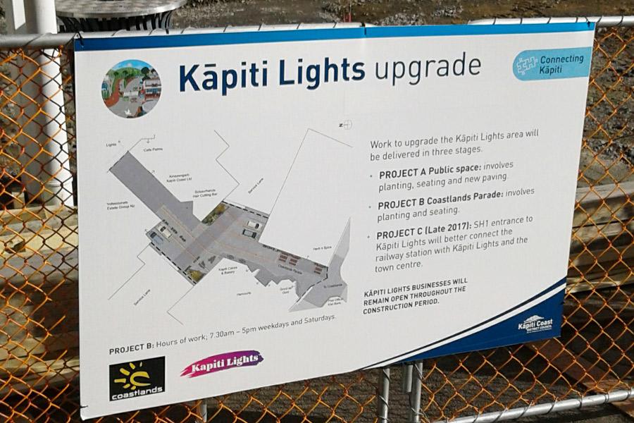 Signage Design Kapiti
