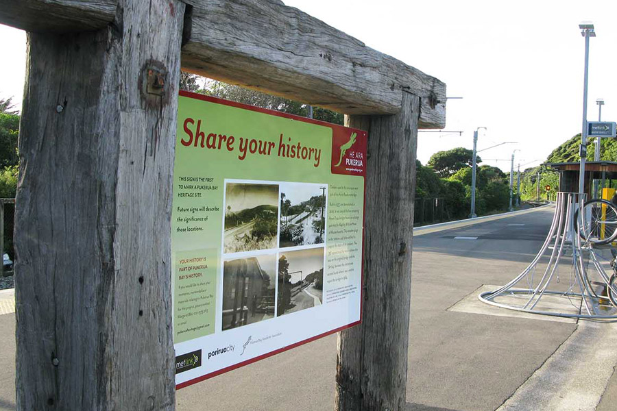 Interpretive Sign Design