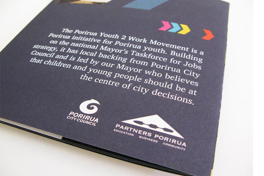 Brochure Layout Porirua